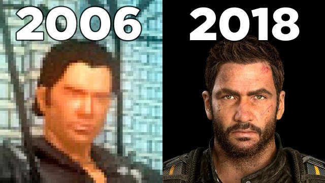 Evolution of Just Cause Games 2006-2018