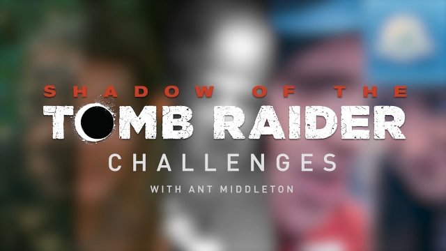 Shadow of the Tomb Raider Challenges with Ant Middleton – Challenge 5 – In the Deep End