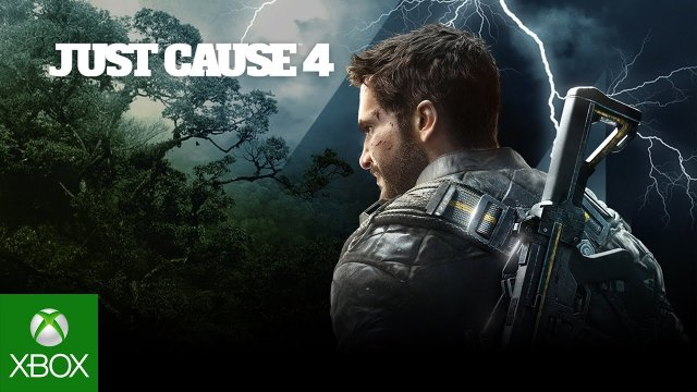 Just Cause 4: Announcement Gameplay Trailer