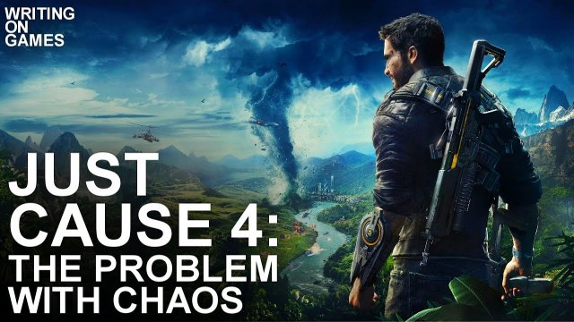 Just Cause 4: The Problem With Chaos