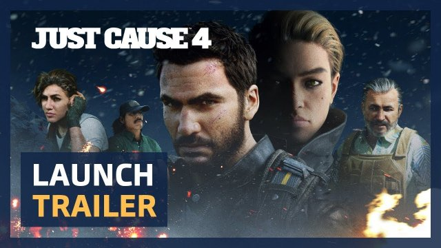 Just Cause 4 – Official Launch Trailer [ESRB]