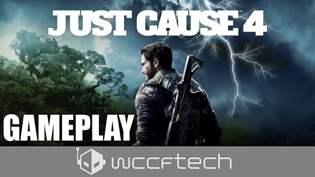 Just Cause 4 Gameplay [PS4]