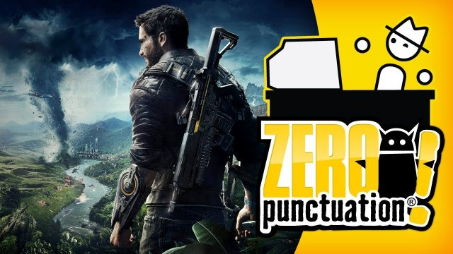 Just Cause 4 (Zero Punctuation)
