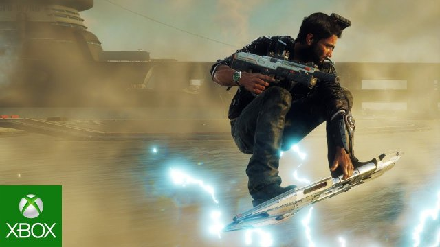 Just Cause 4: Danger Rising Gameplay